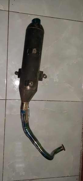 Knalpot Sugi ss kangge Vario 150 atau 125