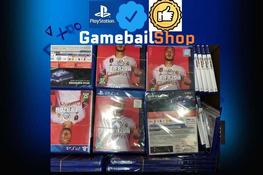 PS4 Game - Fifa20 Fifa 20 2020 Std ( Reg 3 Asia ) 0