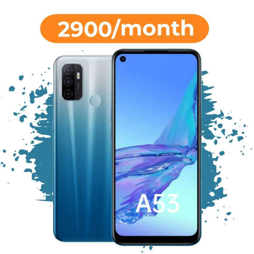 OPPO A53 ON EASY INSTALLMENTS 0
