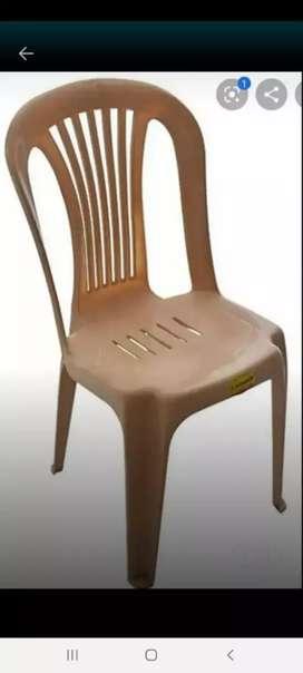 Plastic chairs in bulk quantity
