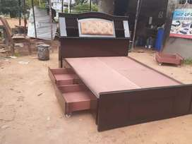 King size bed furniture factory outlet RT nagar hpr hs layout wholesha