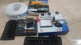 Cibitung Bekasi-Pemasangan CCTV camera 2Mp garansi Resmi