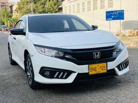 Honda Civic 2018 new meter Ug package top of the line