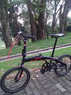 Sepeda Lipat Pacific keren