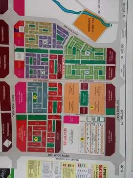Pair plot sector 88 mohali (1k)