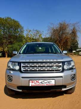 Land Rover Freelander 2 Sterling Edition, 2013, Diesel