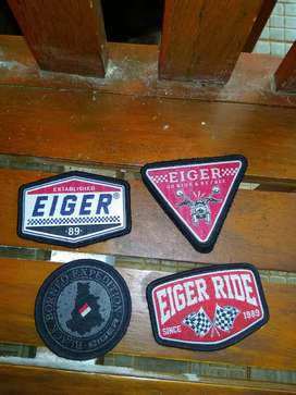 Patch/ emblem eiger