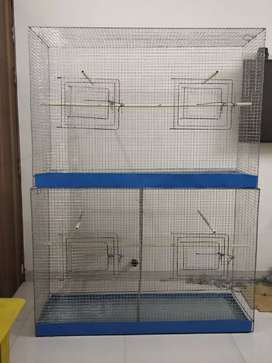 Cage for bird and small pets