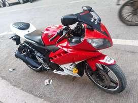 I one to my bike R15 sale good condition