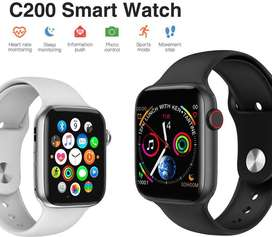 C200 SMART WATCH WITH FULL TOUCH DISPLAY