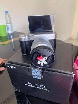 Camera Fujifilm x-a10
