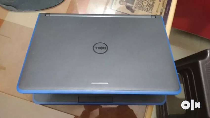 Dell ultra slim laptop with 4gb ram in excellent condition with bill 0