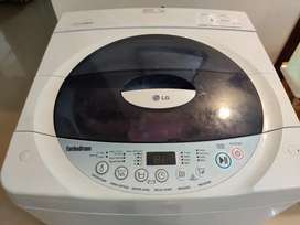 LG 6.5KG Top Loading Washing Machine