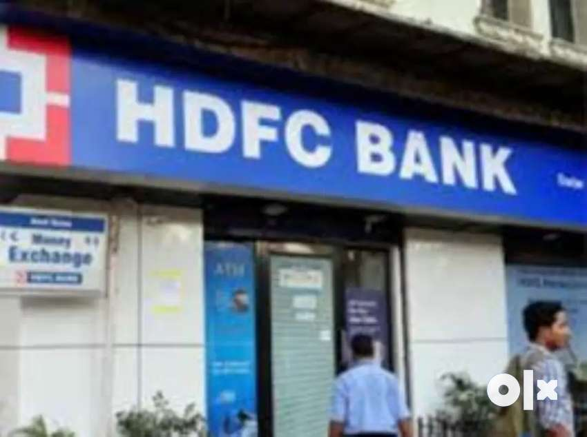 Urgent opening in HDFC BANK 0
