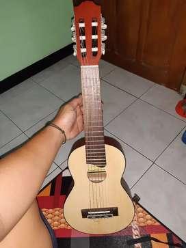 Jual gitar kecil atau gitar lele custom bms