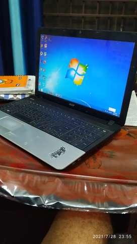 Acer aspire (core i3) Laptop