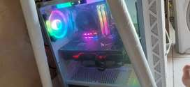 Pc Gaming with 4K Monitor (Baca DESKRIPSI)