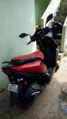 TVS Ntorq, good maintained scooter