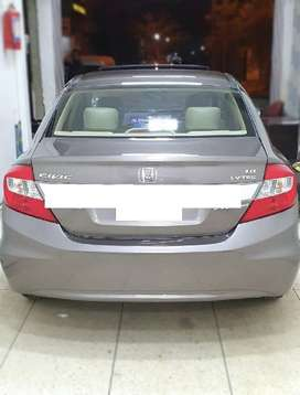 Honda civic assan aqsat pe hassel karey just 20% downpayment