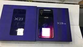 2weeks used vivo x23 purple color new model