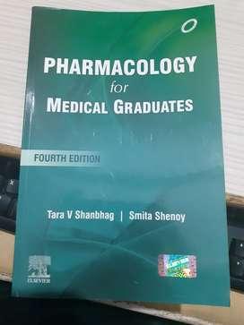 Pharmacology by Tara V. Shanbhag