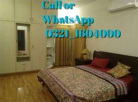 One kanal private Guest House in Defence on Daily and weekly basis