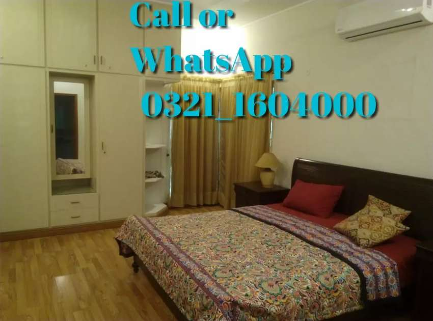 One kanal private Guest House in Defence on Daily and weekly basis 0