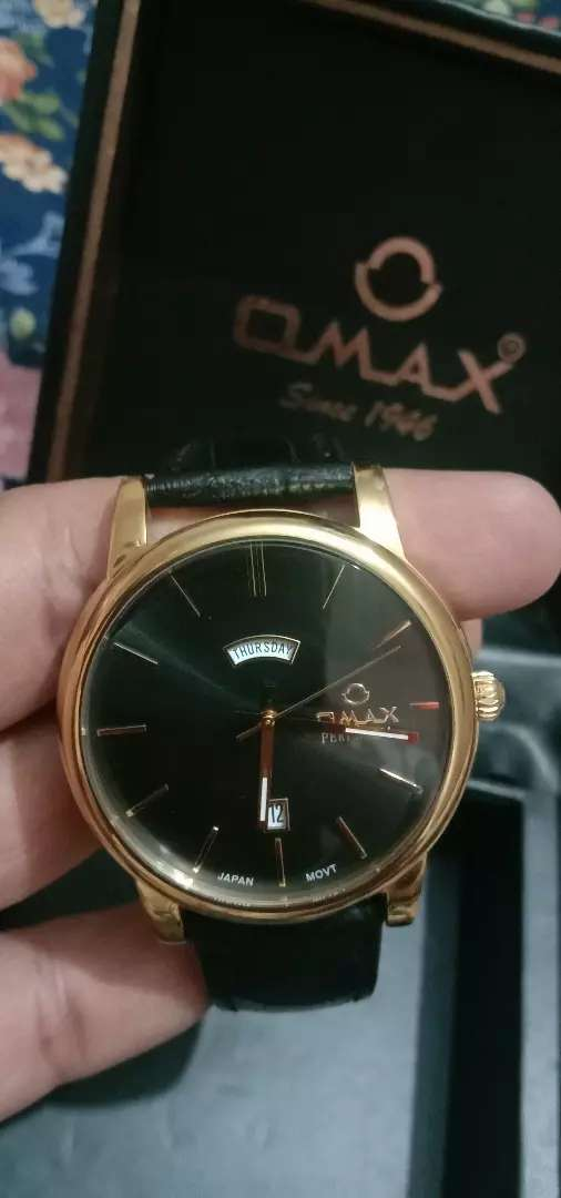 Omax Perpetual Beautiful Watch