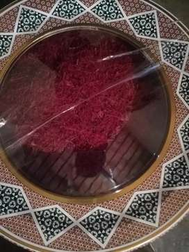 Rs. 1200 fee tola   pure irani zafraan for sale