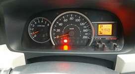 DP 15 Daihatsu Sigra R AT Hitam km 41rb, istimewa service record