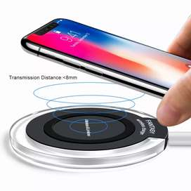 Wireless charging , easy to carry