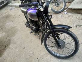 cafe racer 70cc condition 9/10 condition