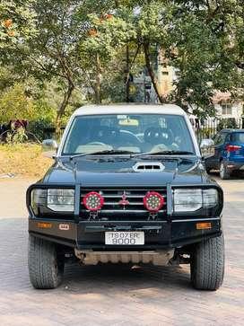 Mitsubishi Pajero Sport 4X4 Dual Tone, 2008, Diesel