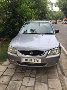 Accent car in very good condition