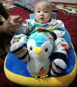 Bean Bag sofa bayi & balita karakter dino import best seller