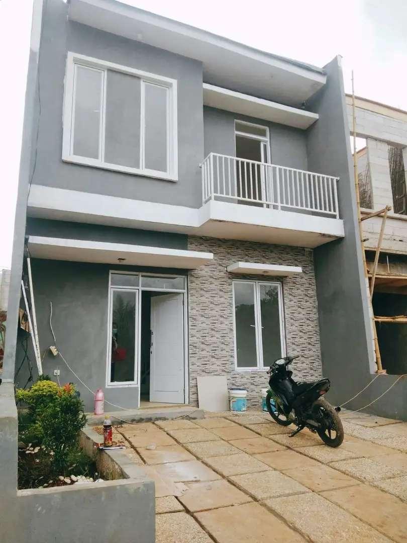 RUMAH 2 LANTAI , TOWN HOUSE RADEN CIBINONG 6 , 0