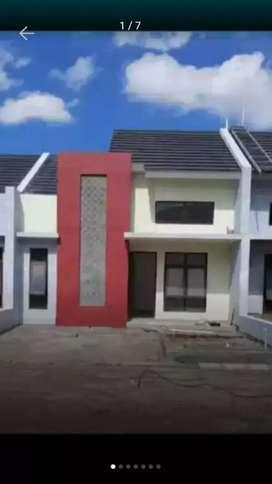 Rumah cluster strategis minasa  upa 3 kt dan 2 km jual murah