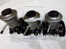 Pompa Power Steering Toyota Kijang Kapsul Bensin