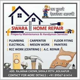 Swara construction's