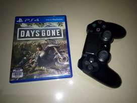 Days gone ps4 muluss