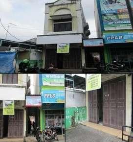 Ruko Murah Pusat Kota Medan