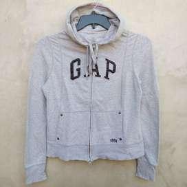 03 GAP Zip Hoodie Jacket/Jaket 101% Original