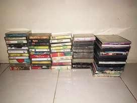 Kaset Pita dan DVD Borong ajah nh yang minat silahkan nego