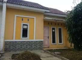 Rumah murah over kredit cicilan perbulan 2,5jt Dp 42 juta