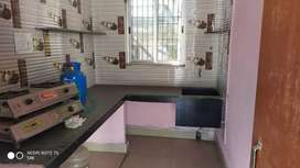 One big bedroom having well finished kitchen and bathroom for Rent..