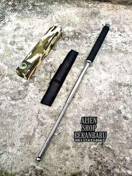 Baton stick YRG ANT silver chrome