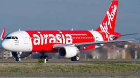 air asia airport hiring for ground staff.male and female both require
