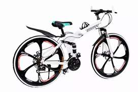 New X6BMW 21GEAR Foldable cycles in All colors
