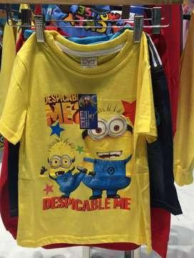 Despicable me cloth
