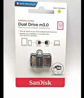 LM09_OTG Flash disk Sandisk 32Gb